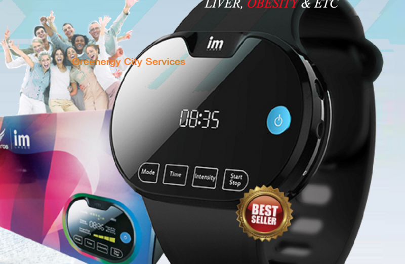 IM Laser Medical Device – A Smart 3-in-1 Cold Laser+Acupuncture+Magnetic Therapy